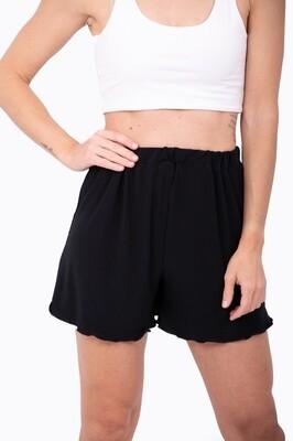 Lounge Wear Shorts (Black)