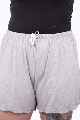 Lounge Wear Shorts (Light grey)