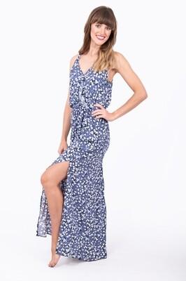 Maxi Dress (Blue)