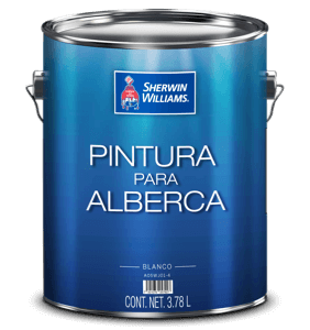 PINTURA PARA ALBERCAS AZUL REAL GALON