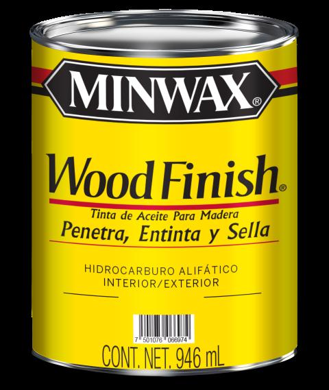 WOOD FINISH TINTA AL ACEITE COLONIAL MAPLE LITRO