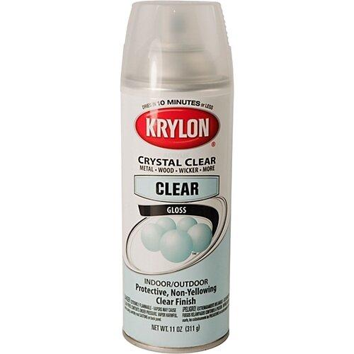 AEROSOL KRYLON CRYSTAL CLEAR GLOSS CAJA