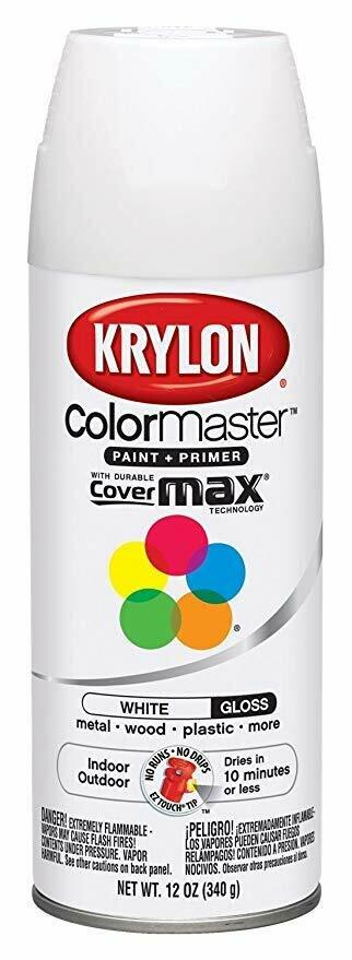 AEROSOL KRYLON GLOSS WHITE