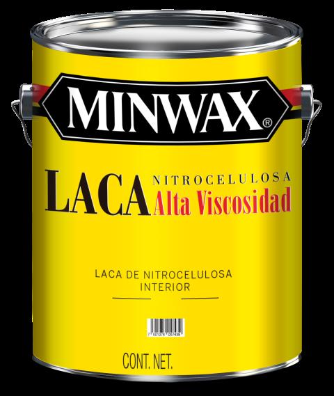 LACA ALTA VISCOSIDAD BRILANTE LITRO