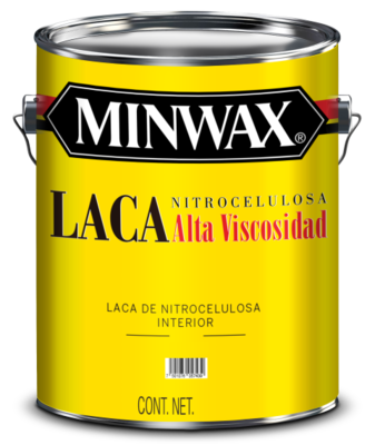 LACA ALTA VISCOSIDAD MATE CUBETA