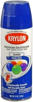 AEROSOL KRYLON REGAL BLUE