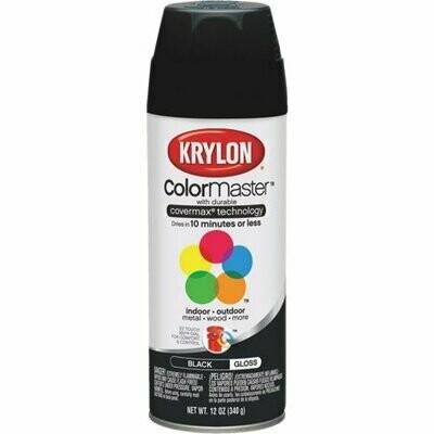 AEROSOL KRYLON GLOSS BLACK