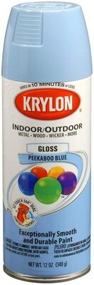 AEROSOL KRYLON PEEKABOO BLUE