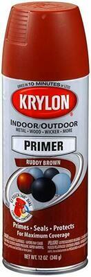 AEROSOL KRYLON ALL RUDY BROWN