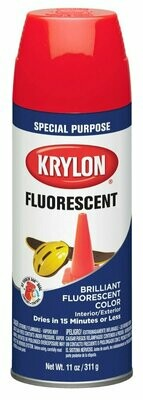 AEROSOL KRYLON CERISE FLOURESCENT