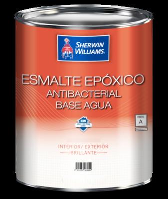 ESMALTE EPOXICO ANTIBACTERIAL PARTE A CUBETA