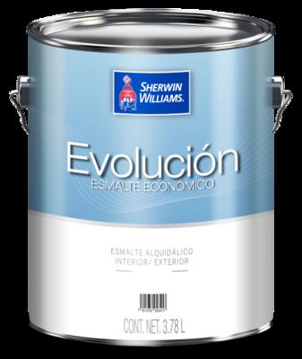 ESMALTE EVOLUCIÓN NEGRO GALON