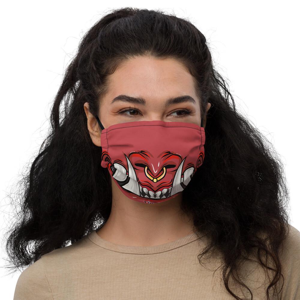 Hannya Premium face mask