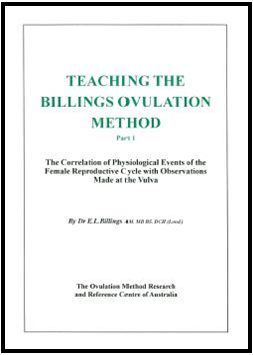 Teaching the Billings Ovulation Method Part 1 by Dr. Evelyn Billings. Also available in Download