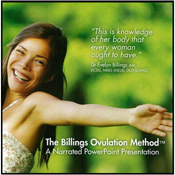 Billings Ovulation Method®Narrated Power Point Presentation Avail in English and Vietnamese