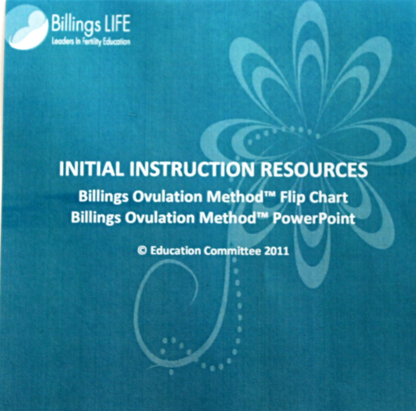 Initial Instruction Resources CD