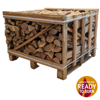 1.25 Kiln Dried Ash Hardwood Crate