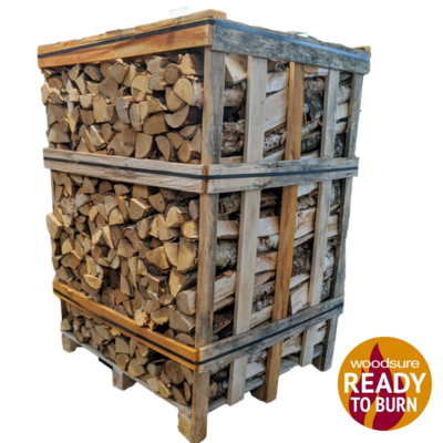 2.5 Kiln Dried Birch Hardwood Crate