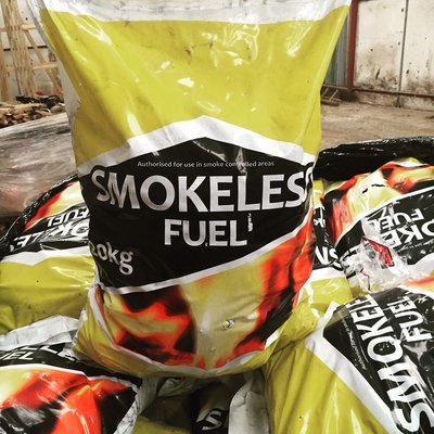 Smokeless Coal - 20KG