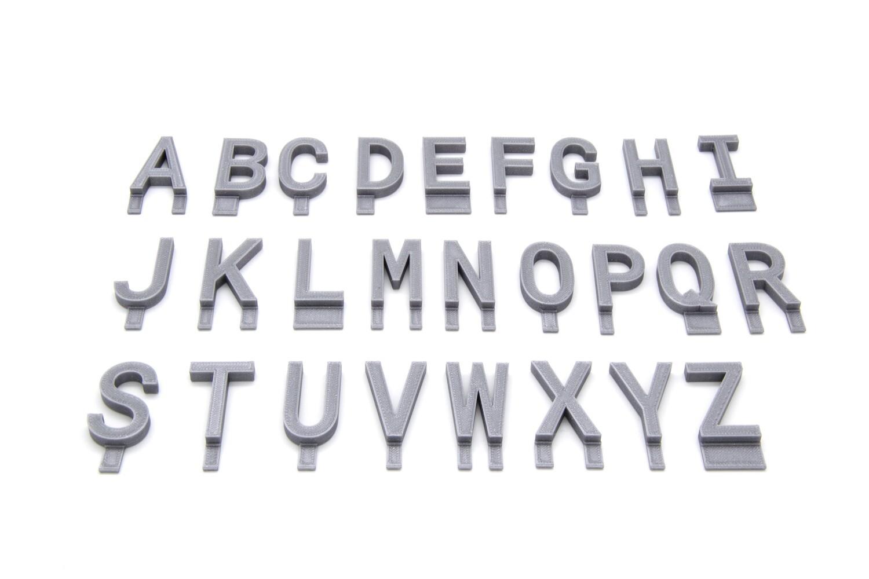 Alfabetset