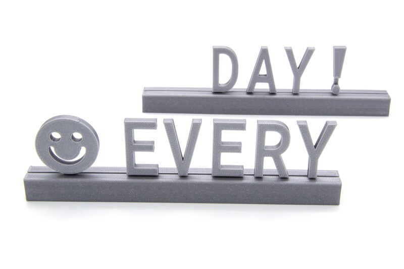 """""""Smile every day!"""""""