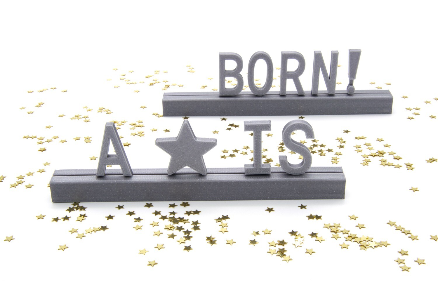 """""""A star is born!"""""""