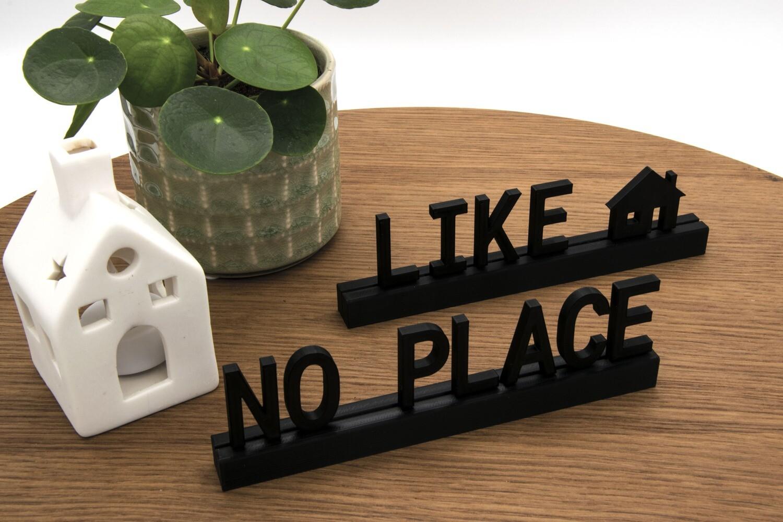 """""""No place like home"""""""