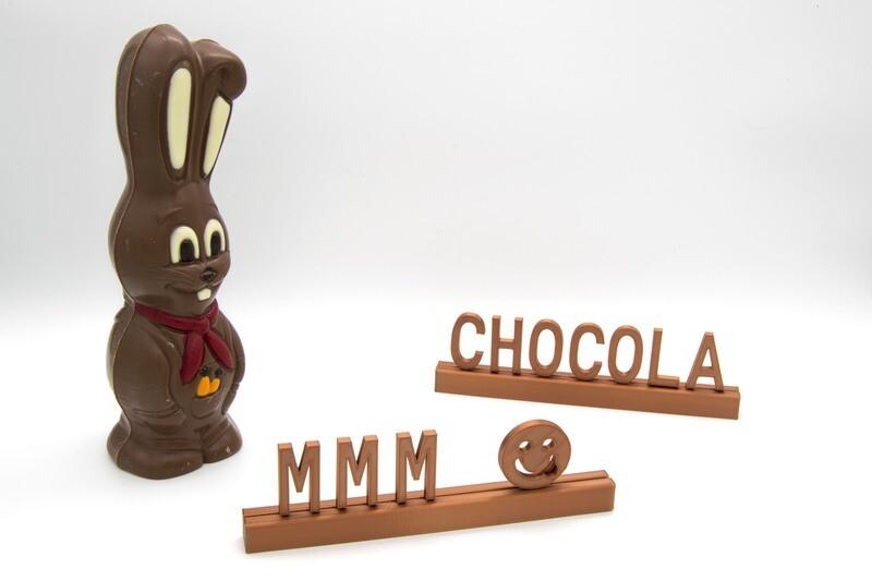 """Mmm chocola"""