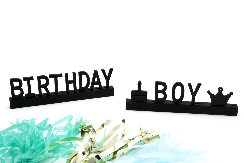 """""""Birthday Boy"""""""