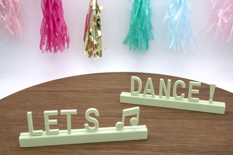 """Let's dance"""