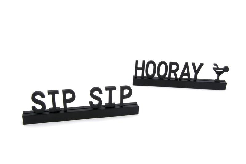 """""""Sip Sip Hooray"""""""