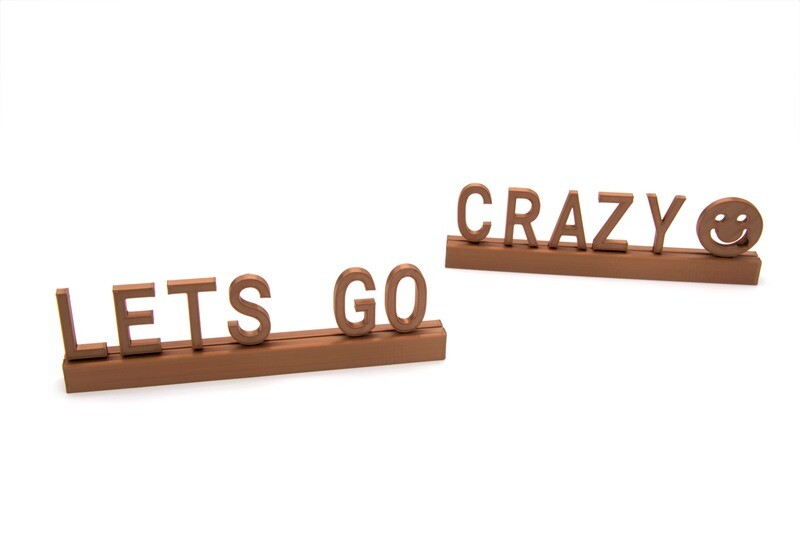 """Let's go crazy"""