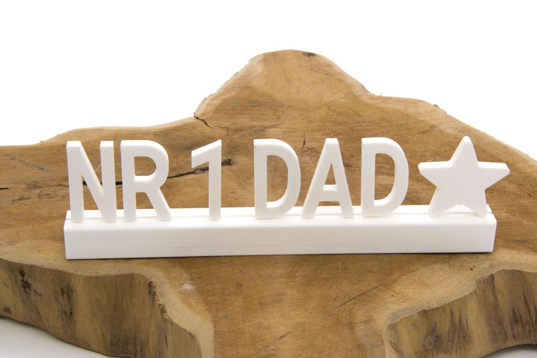 """""""Nr 1 dad"""""""