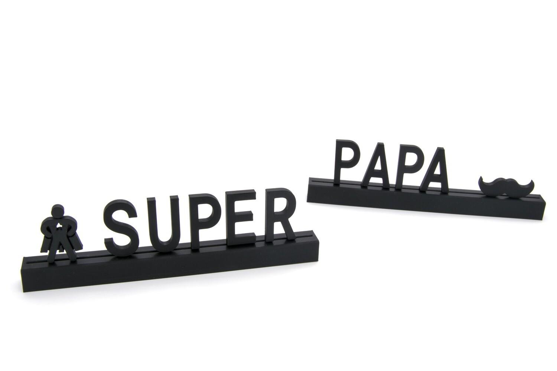 """Super papa"""