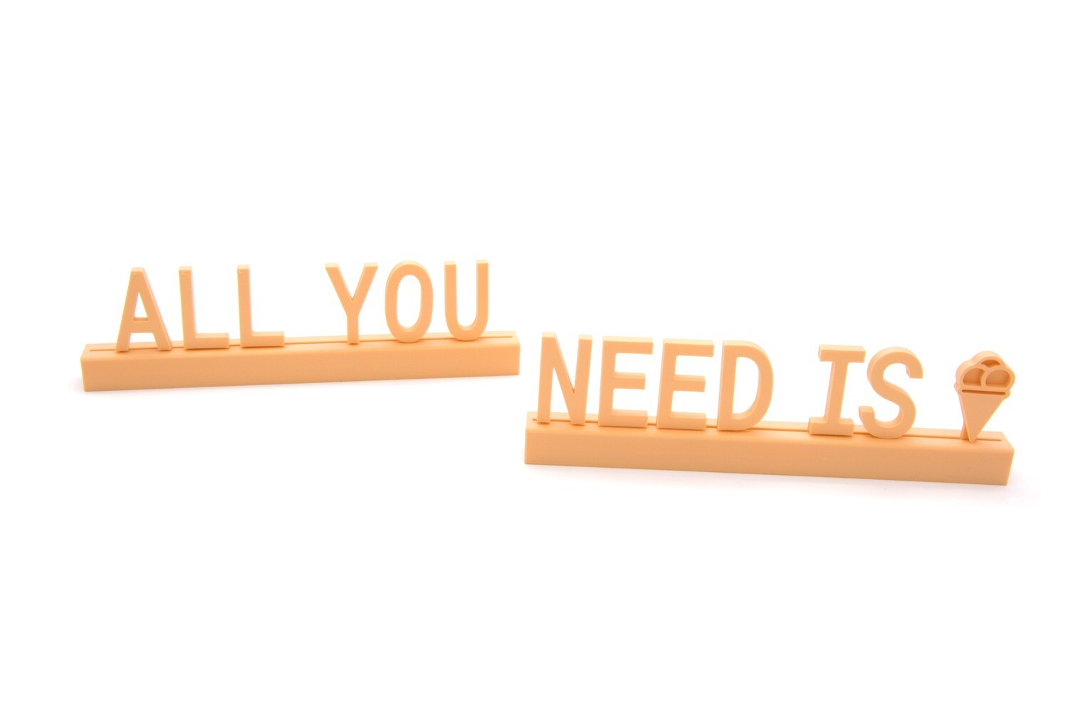 """""""All you need is ice cream"""""""