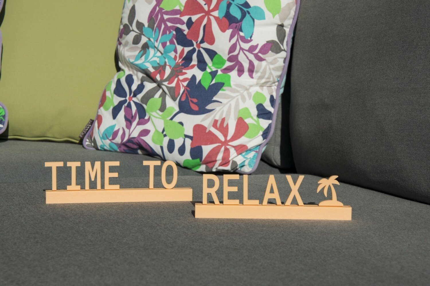 """""""Time to relax"""""""