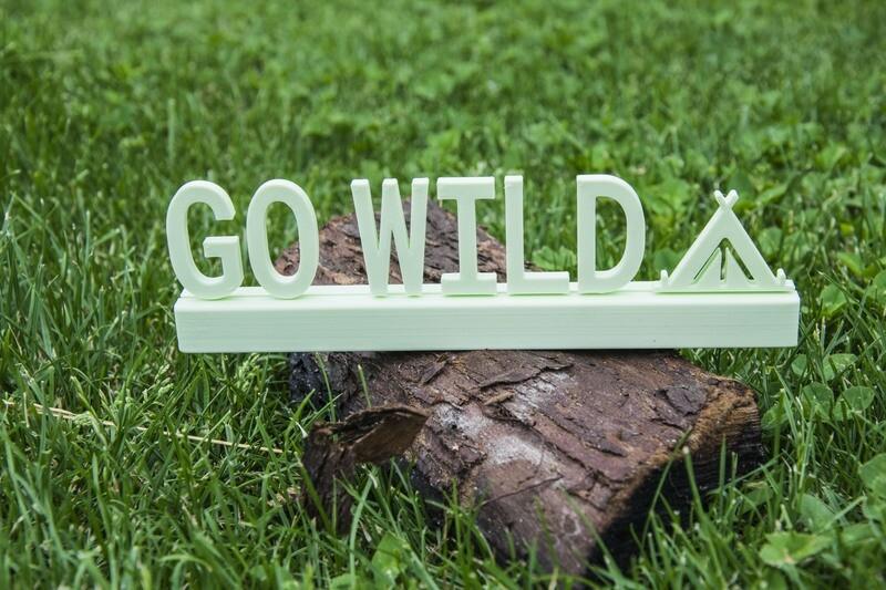 """""""Go wild"""""""