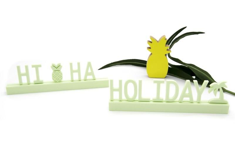 """""""HI HA Holiday"""""""