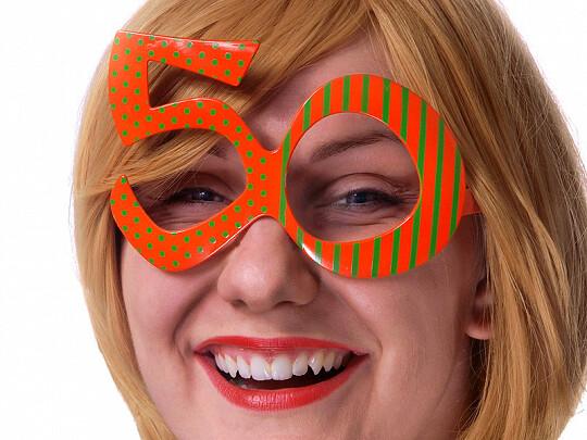 Akiniai jubiliejui 50