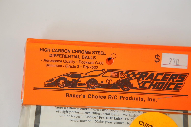 PN7022 HIGH CARBON CHROME STEEL DIFF. BALLS (10) USA