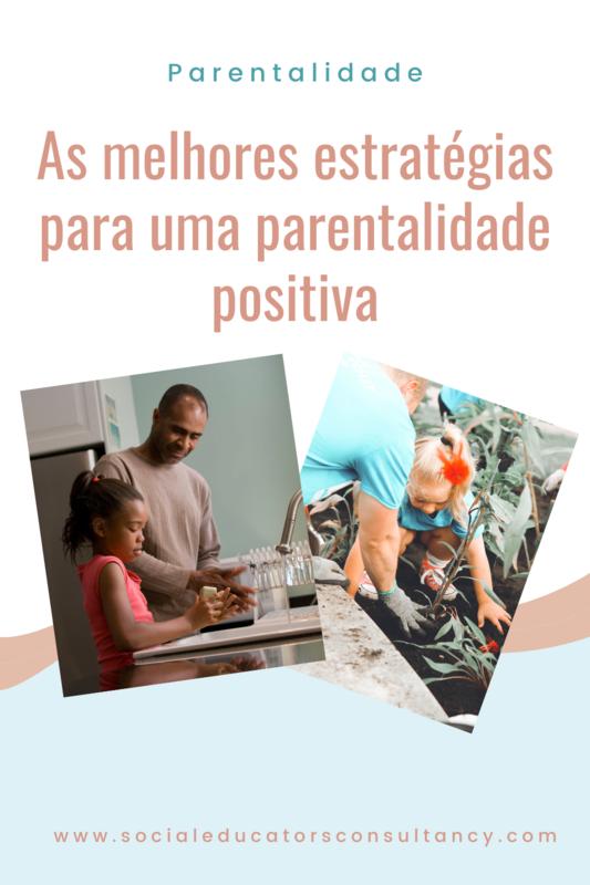 Ebook - As melhores estratégias para uma Parentalidade Positiva