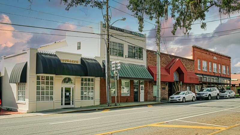 Downtown Brooksville Florida