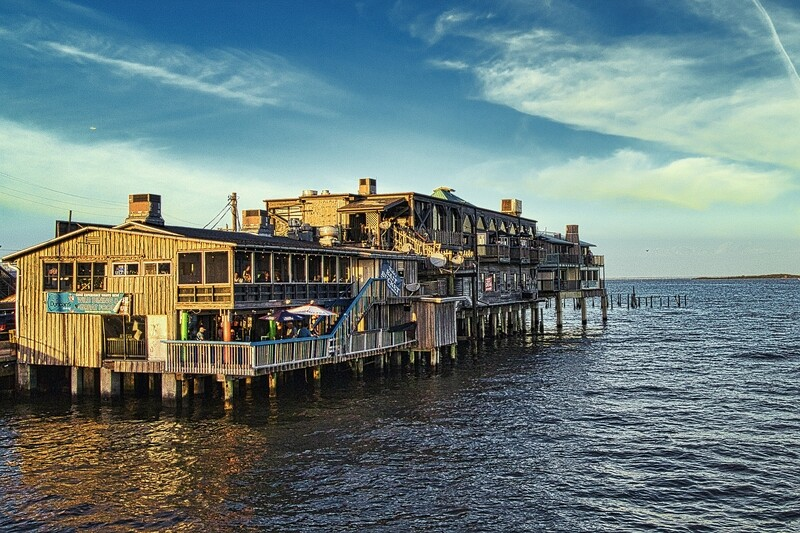 The Pier at Cedar Key