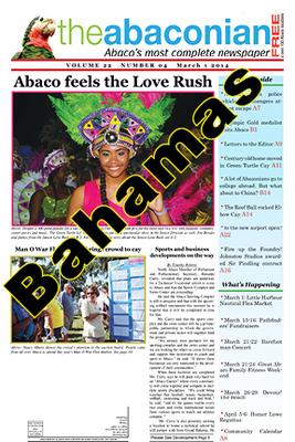 1 Year Subscription:  Bahamas Address