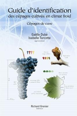 Guide d'identification des cépages cultivés en climat froid (version française)