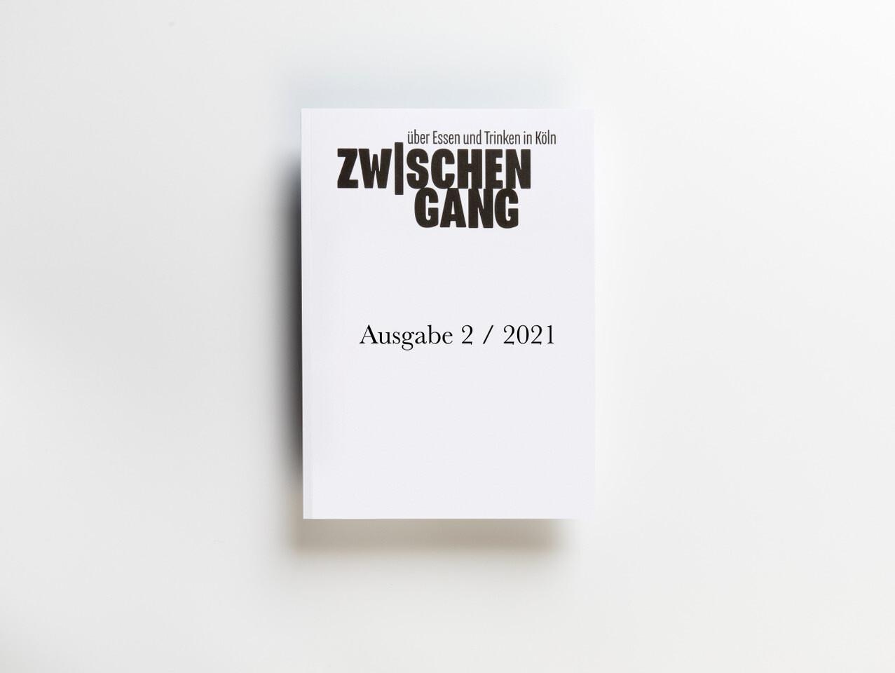 ZWISCHENGANG #02 (Vorbestellung)