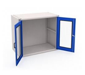 Корпус шкафы серии MODUL 1000 (со стеклом)