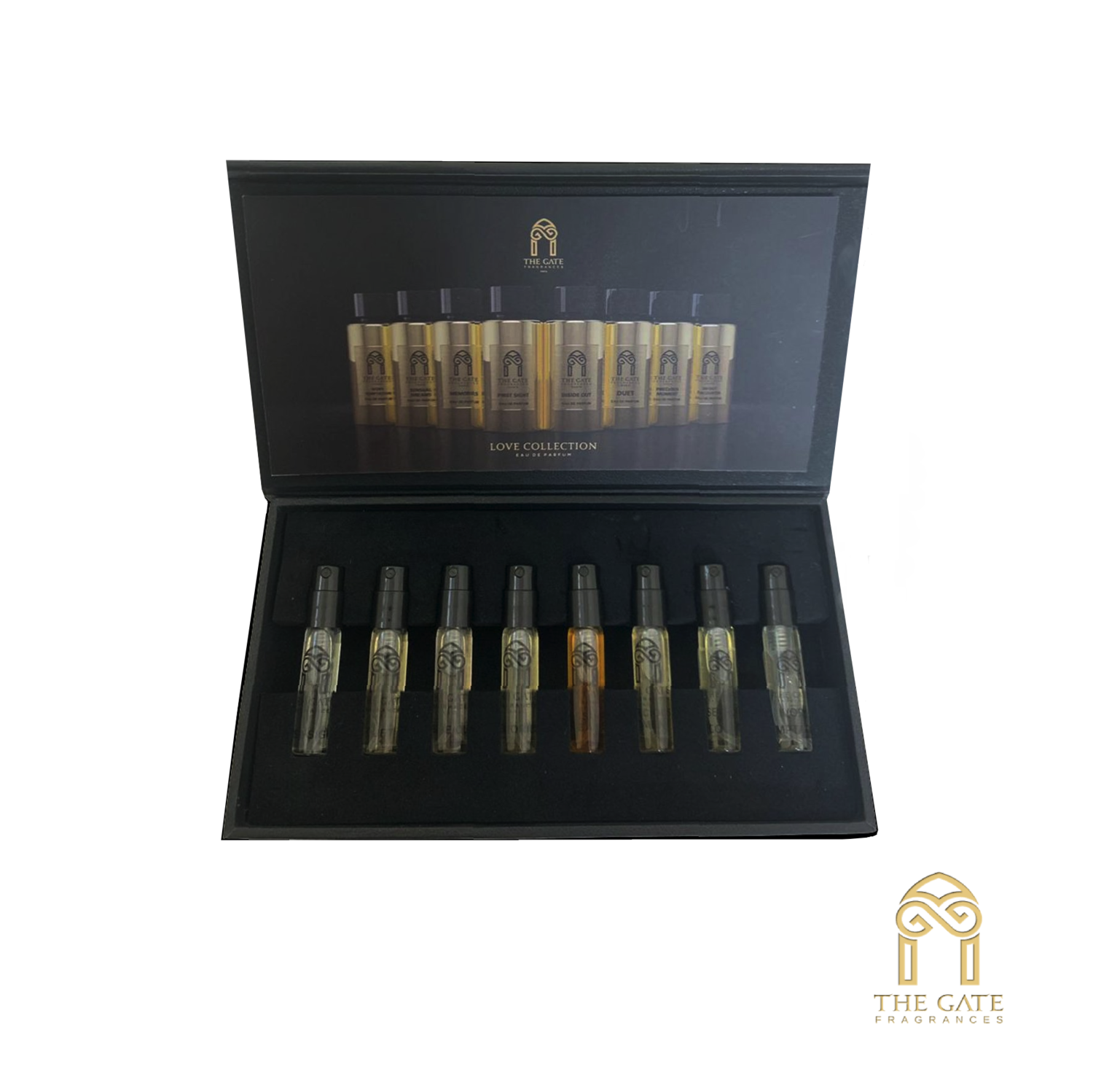 DISCOVERY SET #1 LIMITED - 8x2ML - LOVE COLLECTION