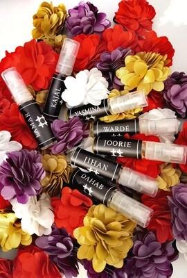 Kajal Flower Ring Discovery Set 7x3ml NEW