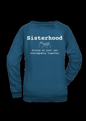 """Sweatshirt """"Sisterhood"""""""